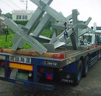 工事機材輸送実績5