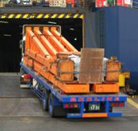 工事機材輸送実績6